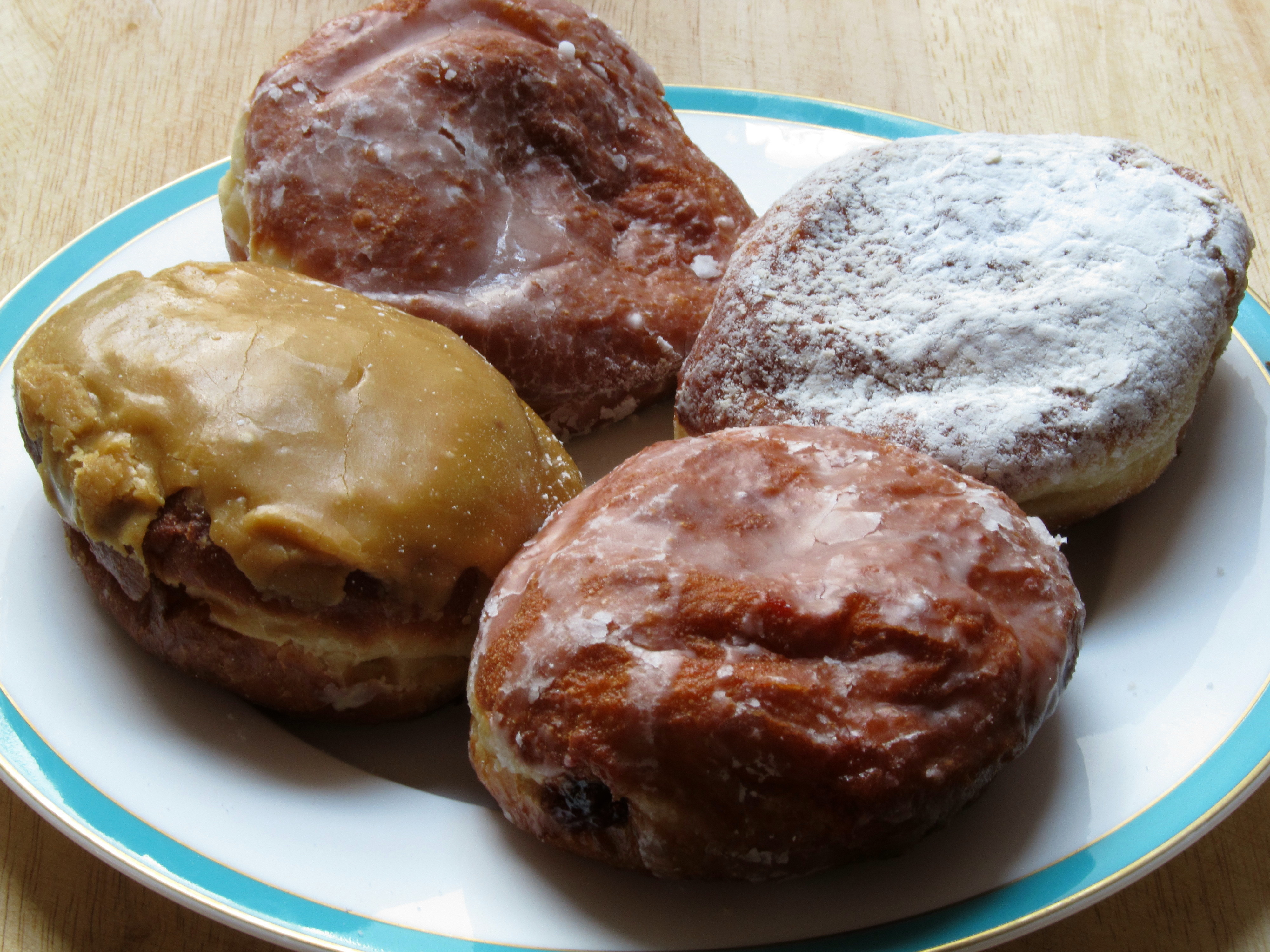 Quick Post: It's Paczki Day Here in Chicago! | The Roaming ...