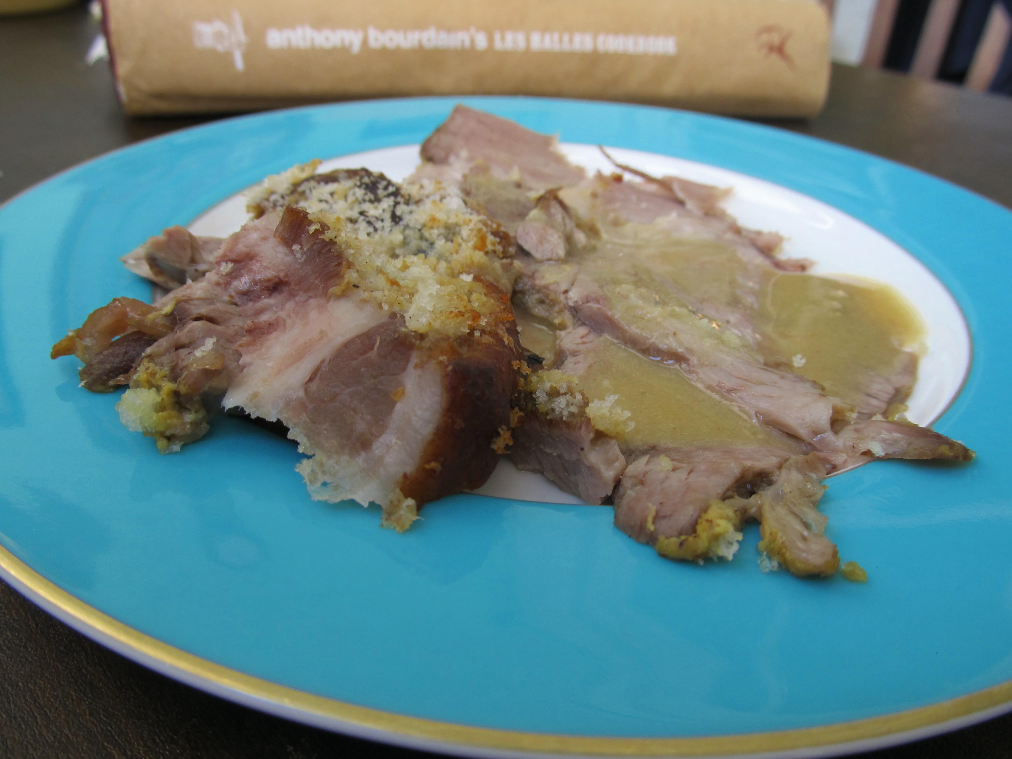 Palette de porc a la biere ou en anglais beer braised - Cuisiner la palette de porc ...