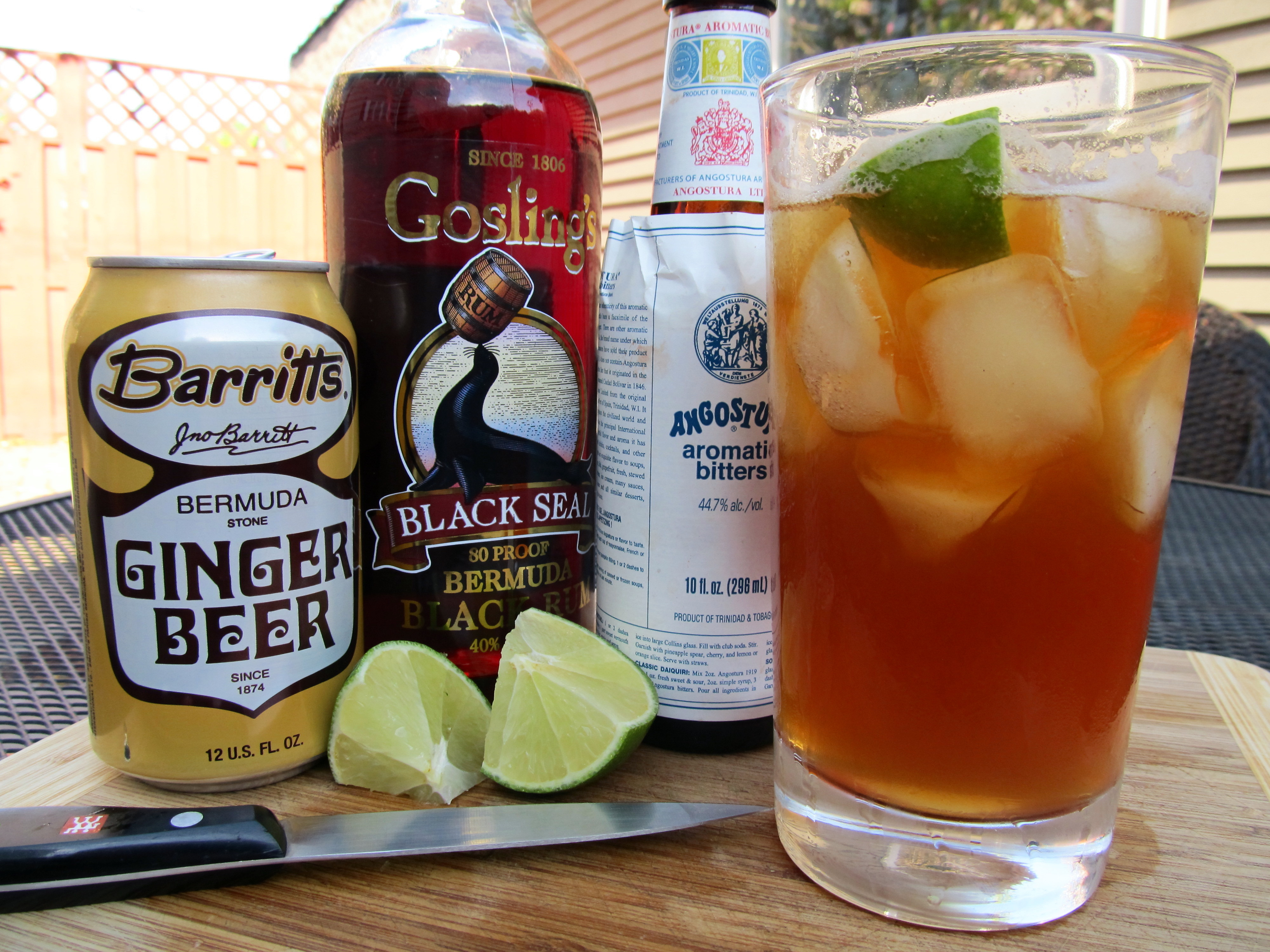What Drinks Do You Make With Ginger Beer