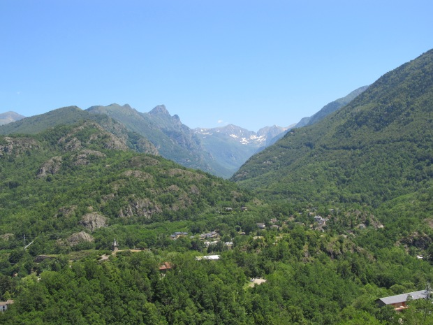 Such a beautiful valley.