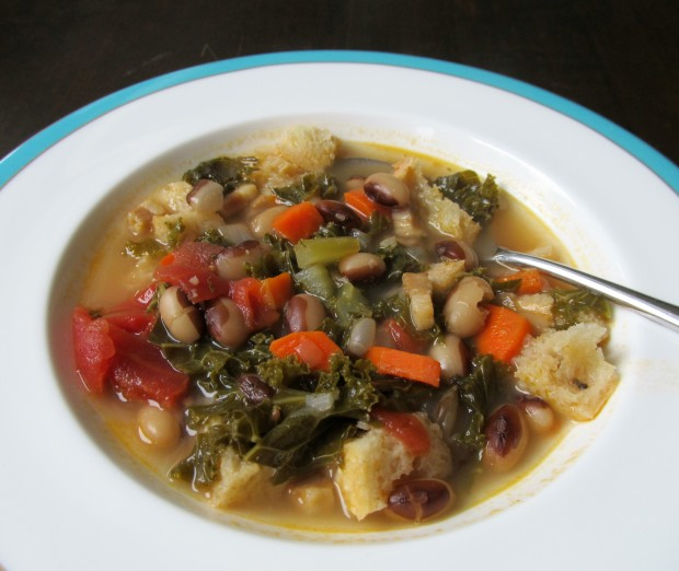 Ribollita Tuscan Bean Soup