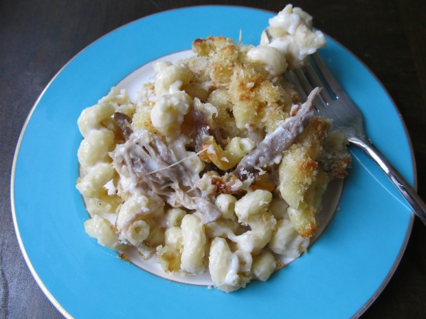 Macaroni and Cheese duck confit3