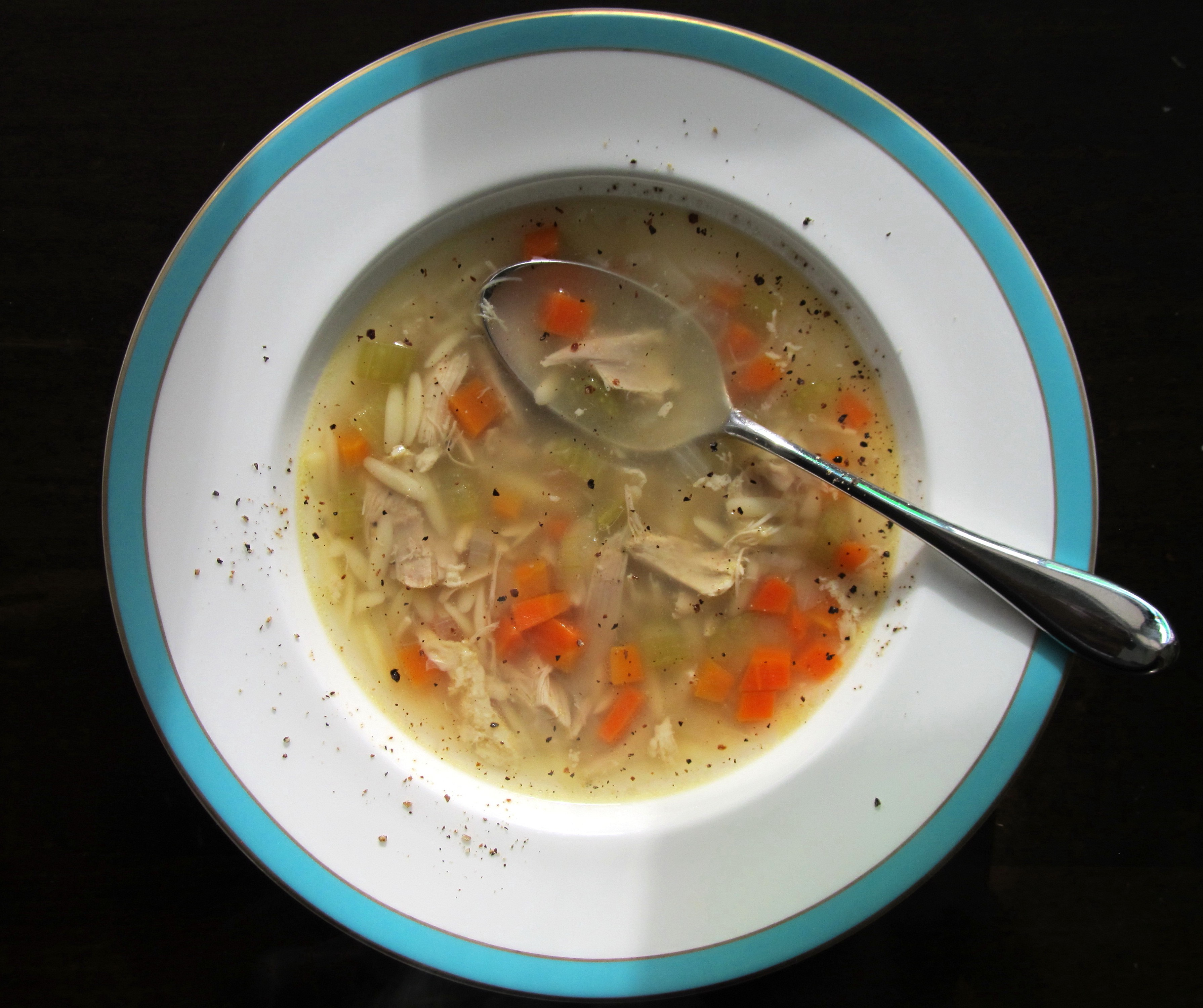 Homemade Chicken Soup From Scratch The Roaming Gastrognome