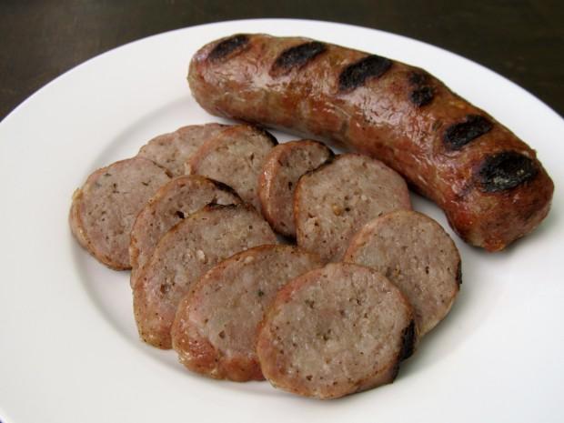 Jerk Spice Pork Sausage