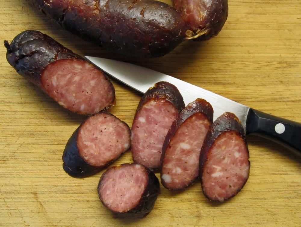 Jagerwurst - Hunter Sausage