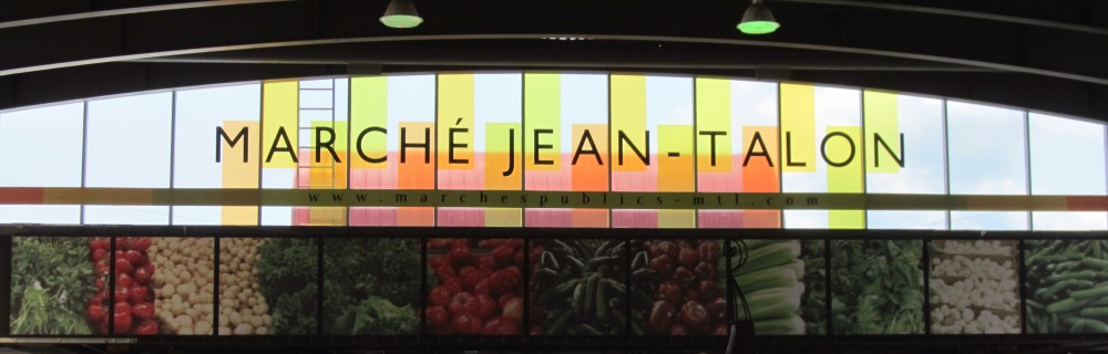 March Jean Talon