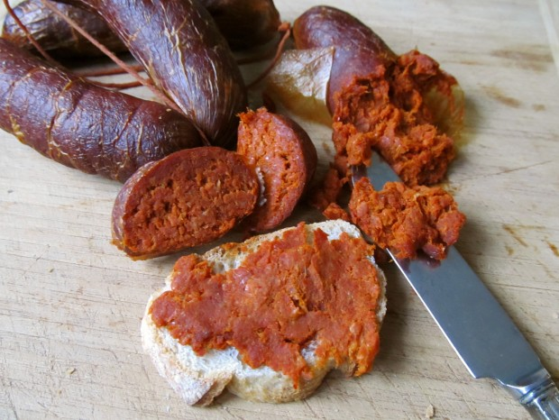 Nduja - Spicy Calabrian sausage