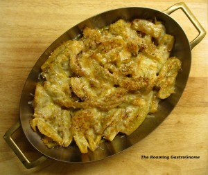 Braised Fennel Gratin