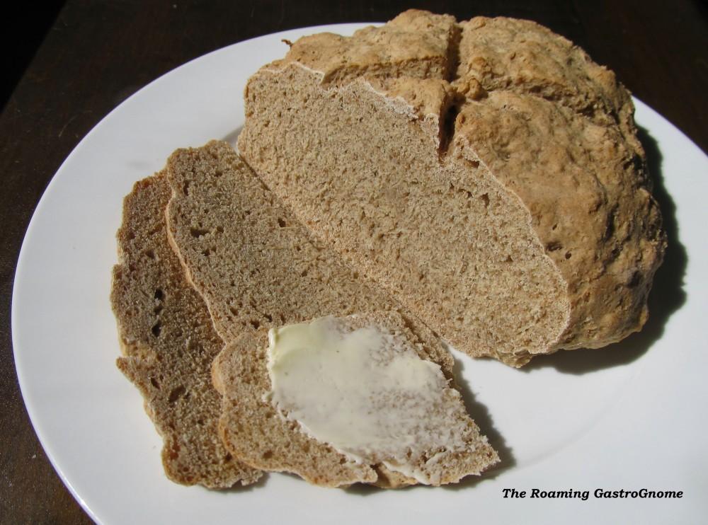 Soda Bread Wheaten