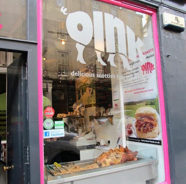 Oink Edinburgh